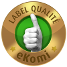 Label qualité eKomi